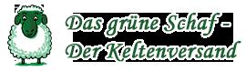 Das Grüne Schaf - Der Keltenversand-Logo
